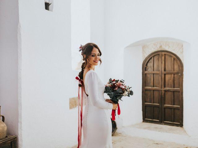 La boda de Israel y Elena en Espartinas, Sevilla 105