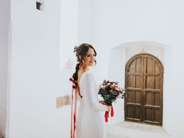 La boda de Israel y Elena en Espartinas, Sevilla 106