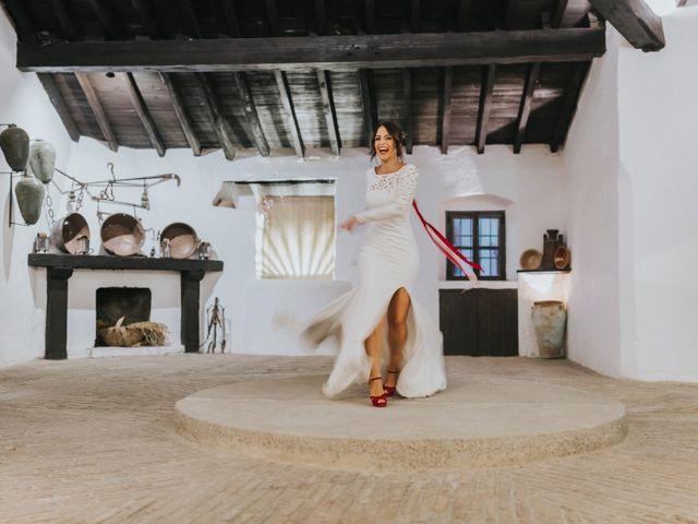 La boda de Israel y Elena en Espartinas, Sevilla 108