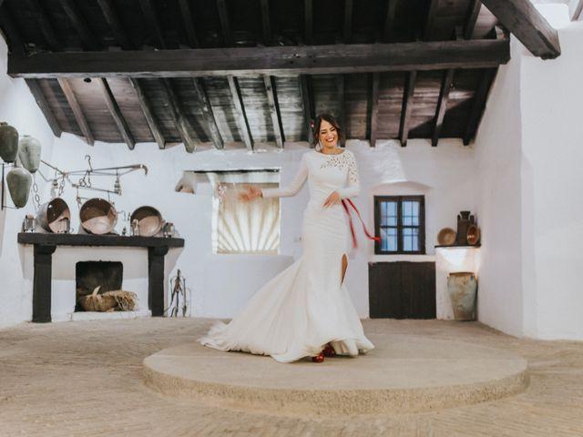 La boda de Israel y Elena en Espartinas, Sevilla 109