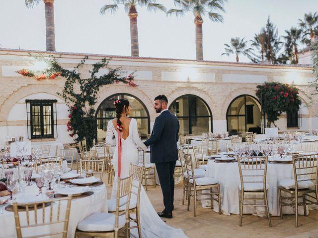 La boda de Israel y Elena en Espartinas, Sevilla 111