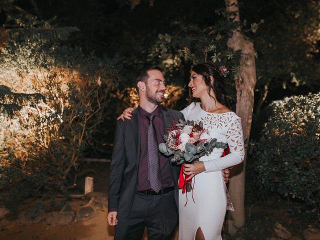La boda de Israel y Elena en Espartinas, Sevilla 112