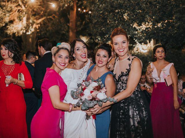 La boda de Israel y Elena en Espartinas, Sevilla 113