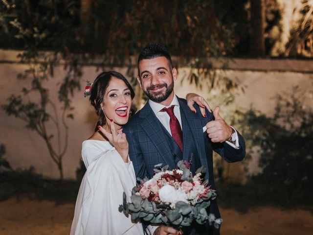 La boda de Israel y Elena en Espartinas, Sevilla 116