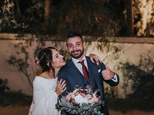 La boda de Israel y Elena en Espartinas, Sevilla 117