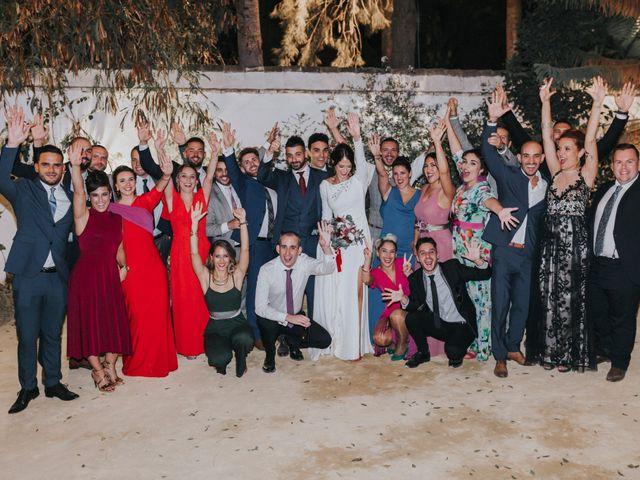 La boda de Israel y Elena en Espartinas, Sevilla 119