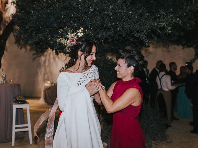 La boda de Israel y Elena en Espartinas, Sevilla 120