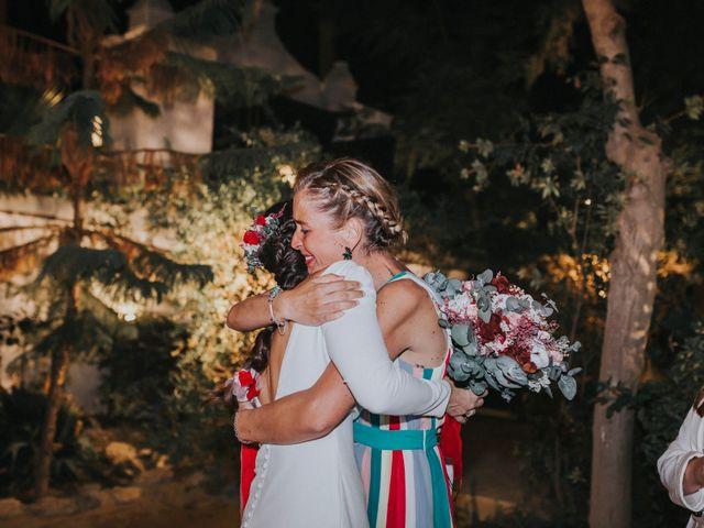 La boda de Israel y Elena en Espartinas, Sevilla 122
