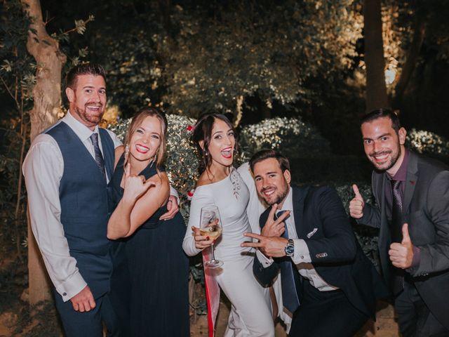 La boda de Israel y Elena en Espartinas, Sevilla 124