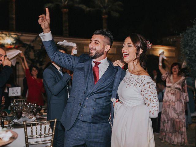 La boda de Israel y Elena en Espartinas, Sevilla 125
