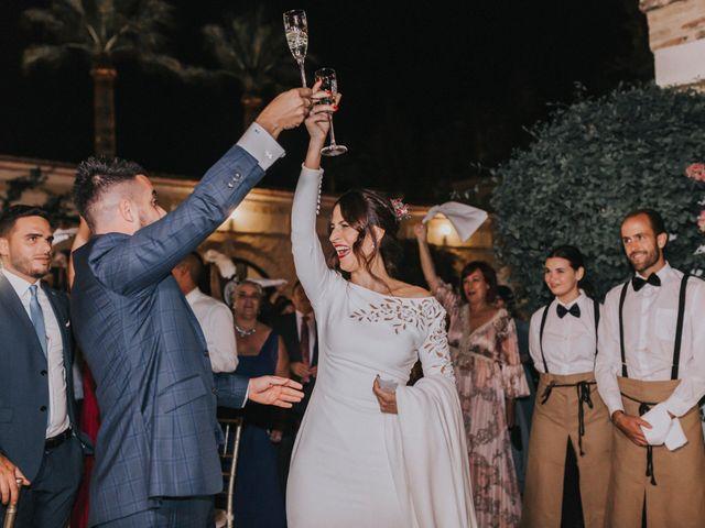 La boda de Israel y Elena en Espartinas, Sevilla 126