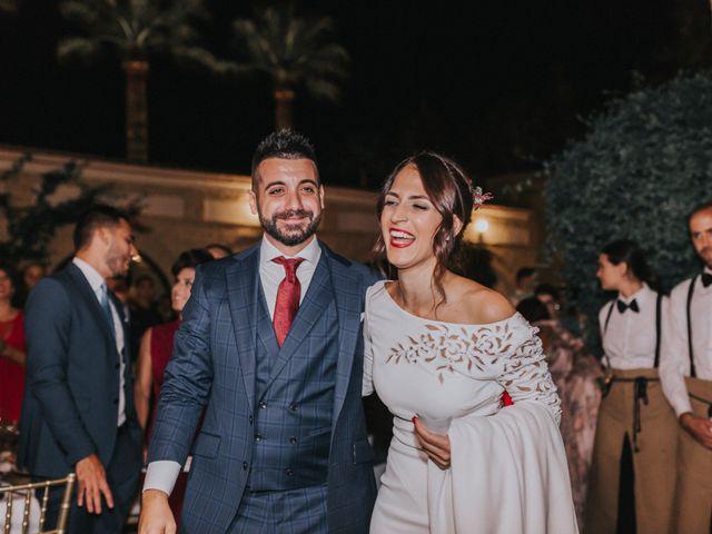 La boda de Israel y Elena en Espartinas, Sevilla 128