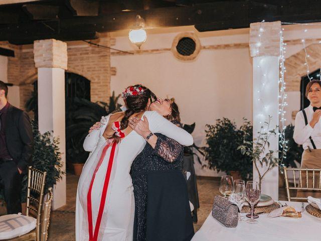 La boda de Israel y Elena en Espartinas, Sevilla 129