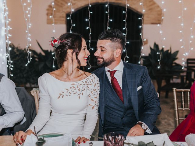 La boda de Israel y Elena en Espartinas, Sevilla 130