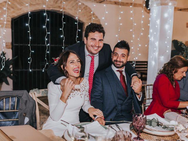 La boda de Israel y Elena en Espartinas, Sevilla 132