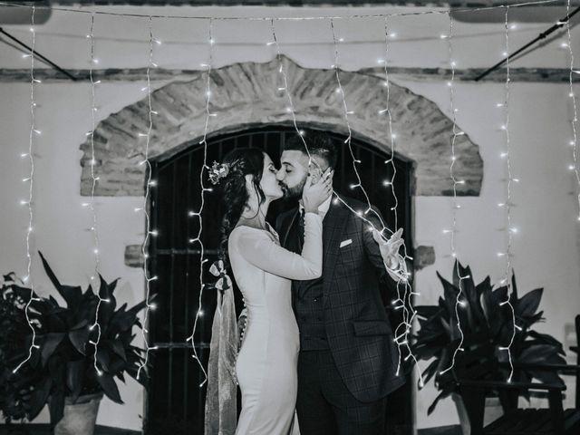 La boda de Israel y Elena en Espartinas, Sevilla 136