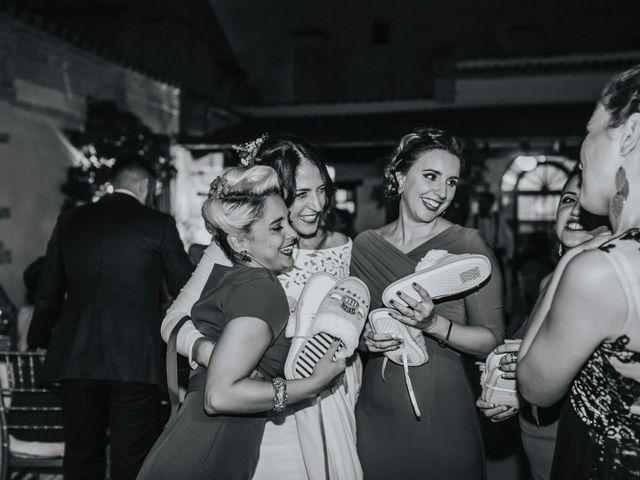 La boda de Israel y Elena en Espartinas, Sevilla 140