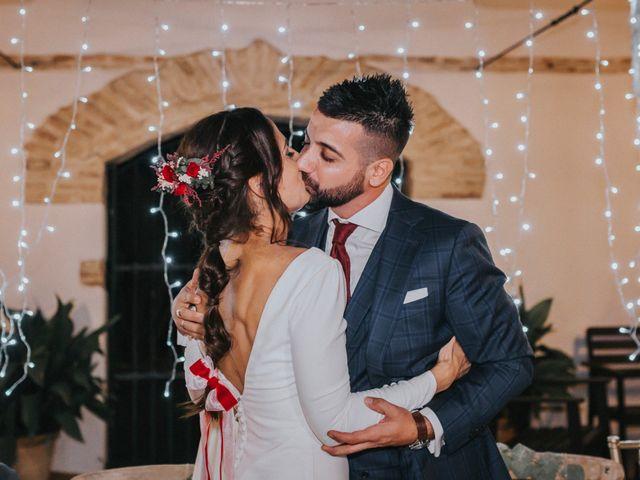 La boda de Israel y Elena en Espartinas, Sevilla 142