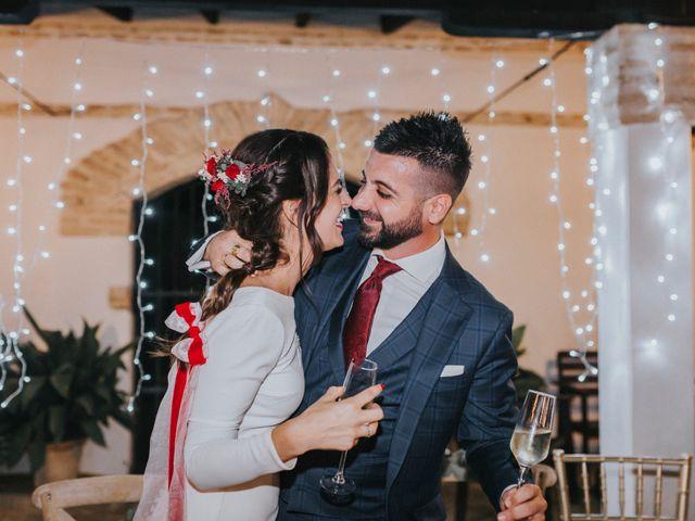 La boda de Israel y Elena en Espartinas, Sevilla 143
