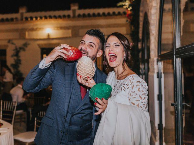 La boda de Israel y Elena en Espartinas, Sevilla 146