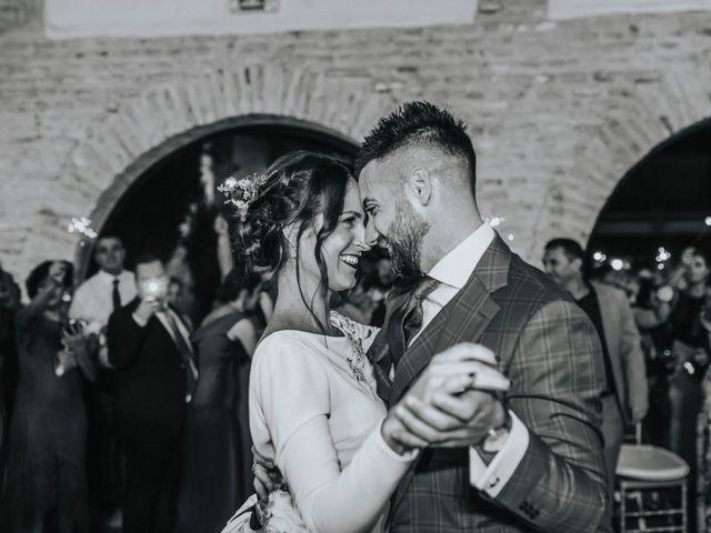 La boda de Israel y Elena en Espartinas, Sevilla 147