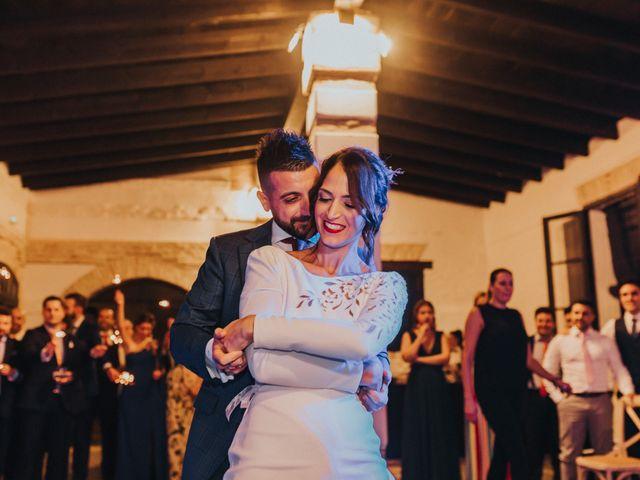 La boda de Israel y Elena en Espartinas, Sevilla 149