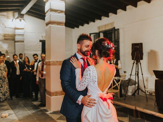 La boda de Israel y Elena en Espartinas, Sevilla 150