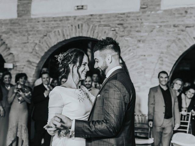 La boda de Israel y Elena en Espartinas, Sevilla 151