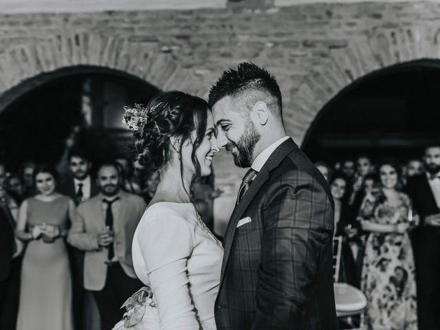 La boda de Israel y Elena en Espartinas, Sevilla 152
