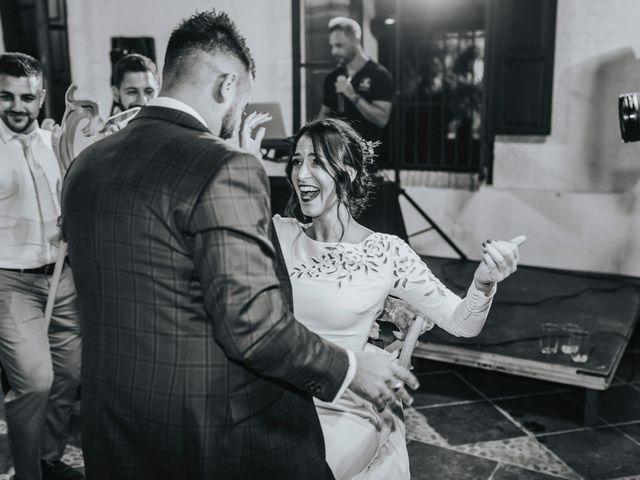 La boda de Israel y Elena en Espartinas, Sevilla 155