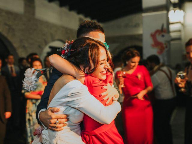 La boda de Israel y Elena en Espartinas, Sevilla 156