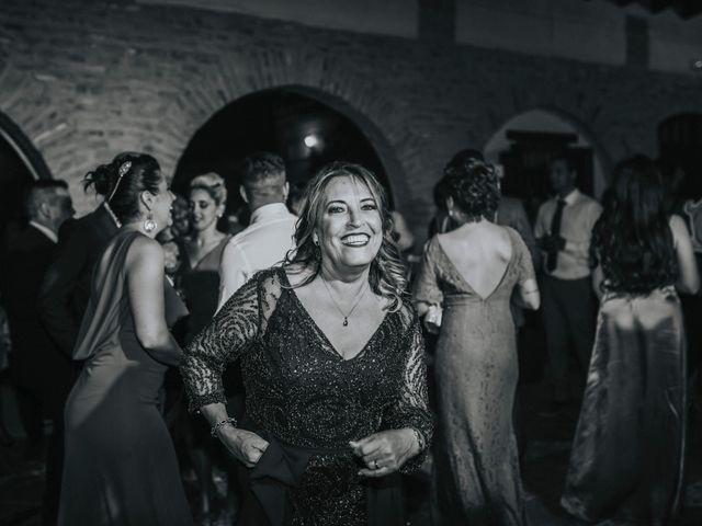 La boda de Israel y Elena en Espartinas, Sevilla 158