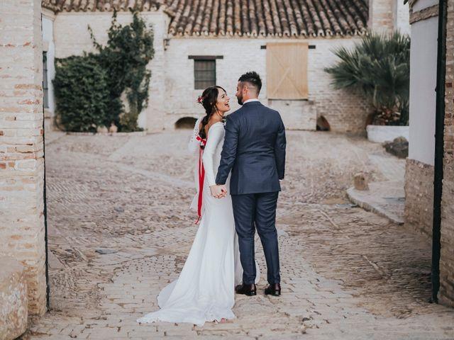 La boda de Israel y Elena en Espartinas, Sevilla 182