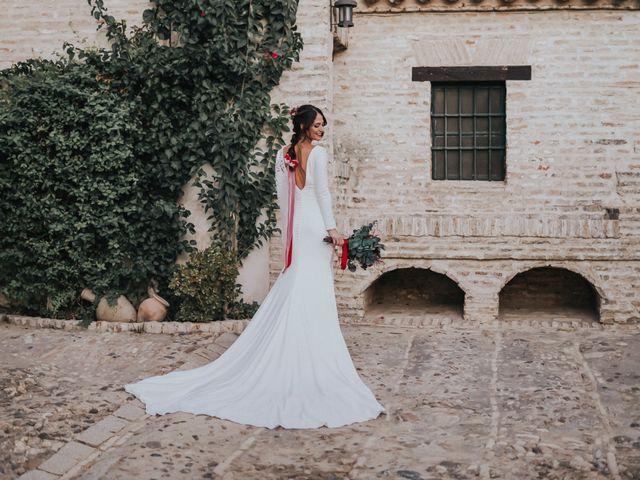 La boda de Israel y Elena en Espartinas, Sevilla 183