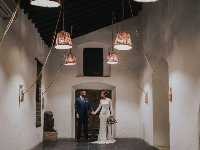 La boda de Israel y Elena en Espartinas, Sevilla 184
