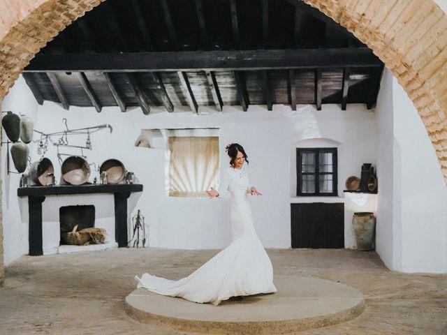 La boda de Israel y Elena en Espartinas, Sevilla 186