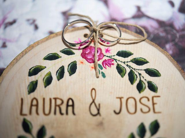 La boda de Jose y Laura en Vilanova Del Valles, Barcelona 1