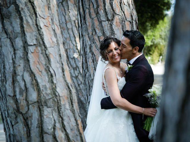 La boda de Enrique y Patricia