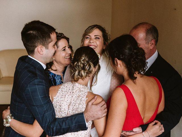 La boda de Tono y Silvia en Ordes (Ordes), A Coruña 2