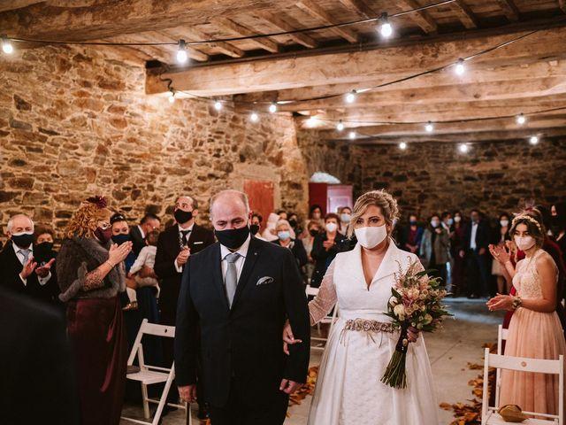 La boda de Tono y Silvia en Ordes (Ordes), A Coruña 4