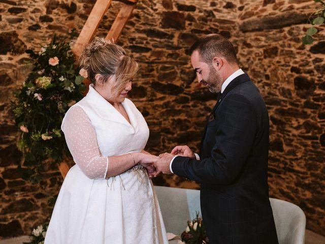 La boda de Tono y Silvia en Ordes (Ordes), A Coruña 6