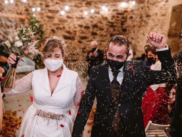 La boda de Tono y Silvia en Ordes (Ordes), A Coruña 8
