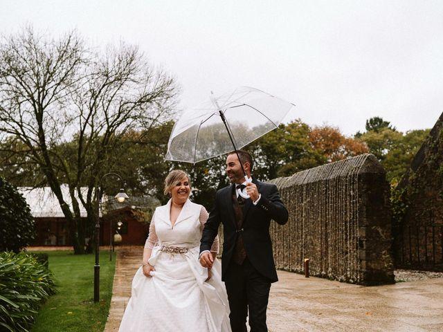 La boda de Tono y Silvia en Ordes (Ordes), A Coruña 9