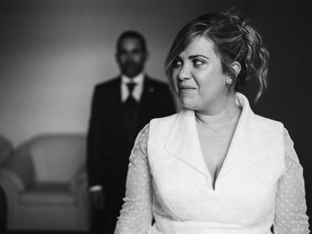 La boda de Tono y Silvia en Ordes (Ordes), A Coruña 13