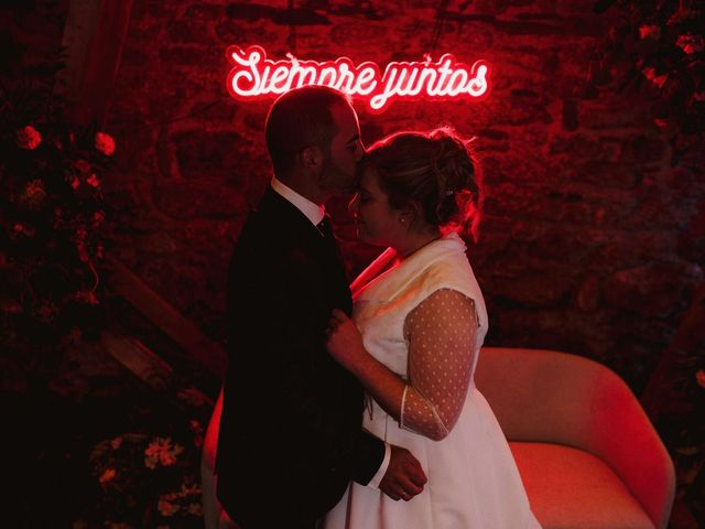 La boda de Silvia y Tono