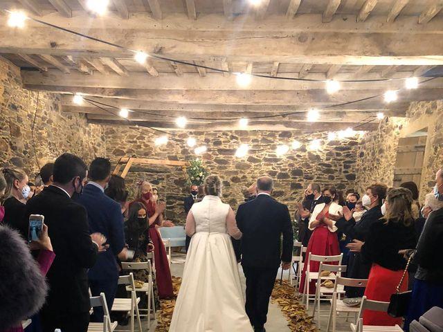 La boda de Tono y Silvia en Ordes (Ordes), A Coruña 15