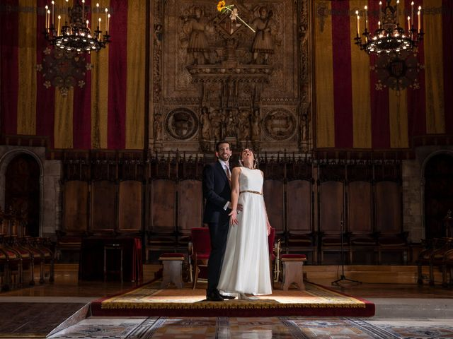 La boda de Andrea y Marc