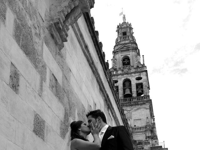 La boda de Paky y Sergio en Córdoba, Córdoba 6