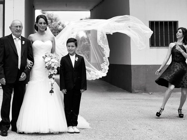 La boda de Noe y Jenifer en Lardero, La Rioja 11