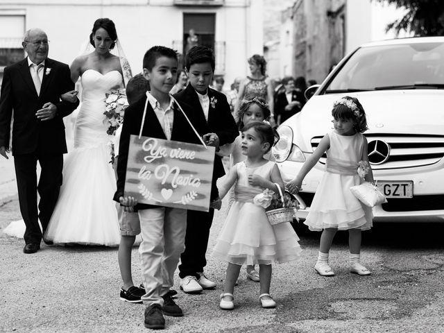 La boda de Noe y Jenifer en Lardero, La Rioja 12